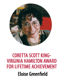 2018 Coretta Scott King-Virginia Hamilton Award for Lifetime Achievement