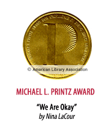 2018 Michael L. Printz Award Winner