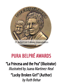 2018 Pura Belpre Award Winners