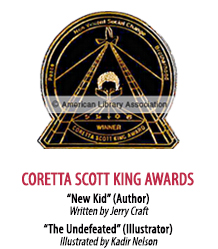 2020 Coretta Scott King Award Winners