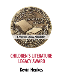 2020 Children's Literature Legacy Award Winner