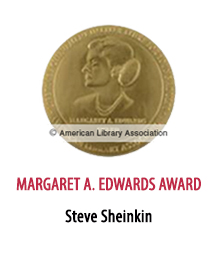 2020 Margaret A. Edwards Award Winner