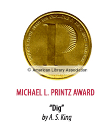 2020 Michael L. Printz Award Winner