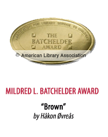2020 Mildred L. Batchelder Award Winner