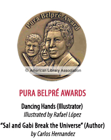 2020 Pura Belpre Award Winners