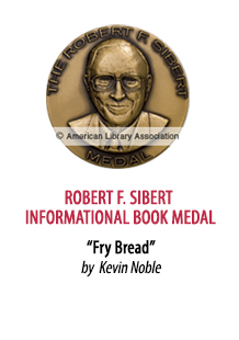 2020 Robert F. Sibert Informational Book Medal Winner