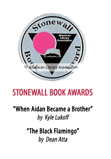 2020 Stonewall Book Award Winner