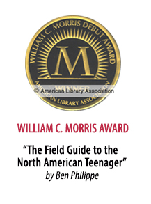 2020 William C. Morris Award Winner