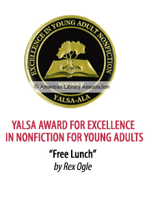 2020 YALSA Award for Excellence in NonFiction for Young Adults