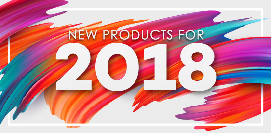 Shop New 2018 Products!