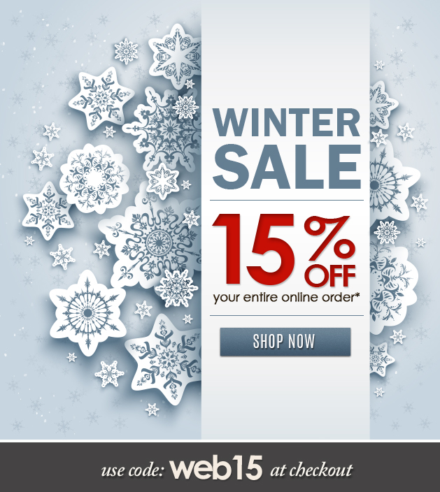 Web15 Save 15% OFF Everything, Ends January 26, 2020