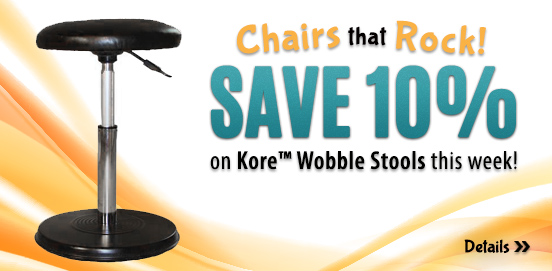 Save 10% on Kore Stools