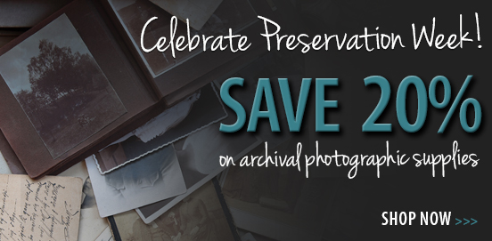 Save 20% on select Archival products! Offer Ends 04/28/2019