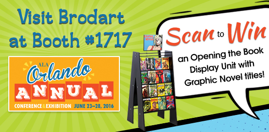 Visit Us at ALA in Booth #1717 in Orlando, FL
