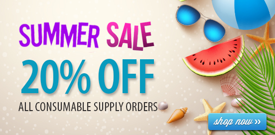 Save 20% OFF Supply Orders OFF Ends 06/24/2018