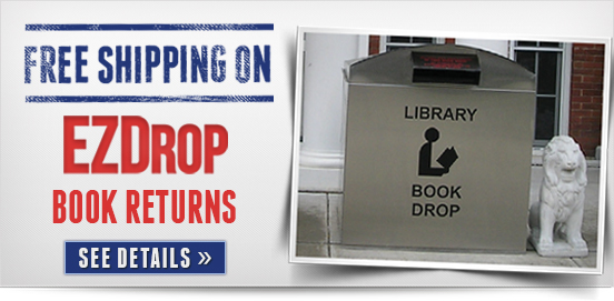 Free Shipping on EZ Drop book returns. Offer Ends 08/31/2015
