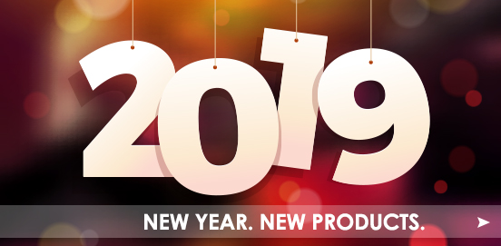 Shop New 2019 Products!