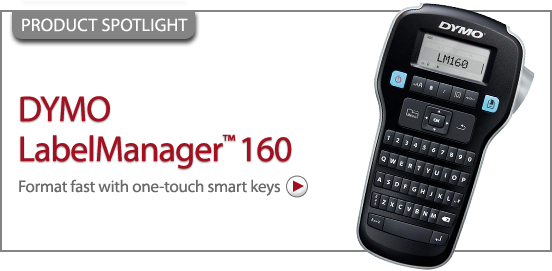 DYMO Label Manager 160!