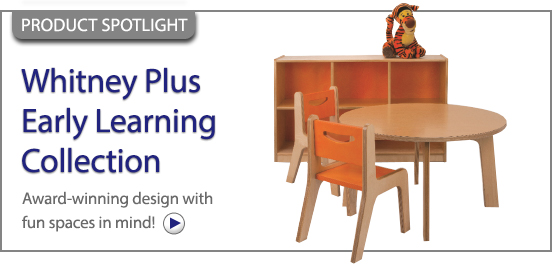 Whitney Plus Early Learning Collection!