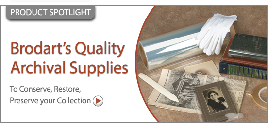 Brodart Quality Archival Supplies!