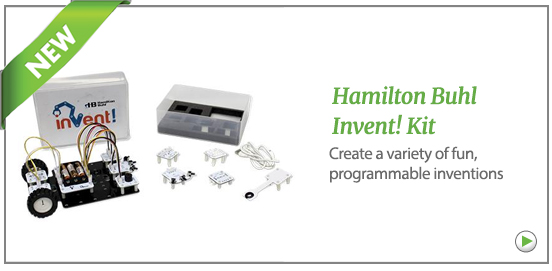 Hamilton Buhl Invent kit