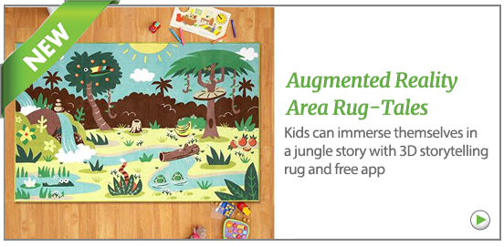 Augmented Reality Rug-Tales