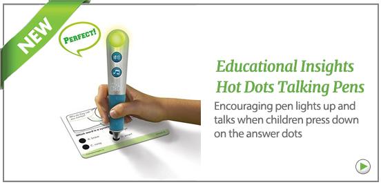 Educational Insights Hot Dots Talking Pens