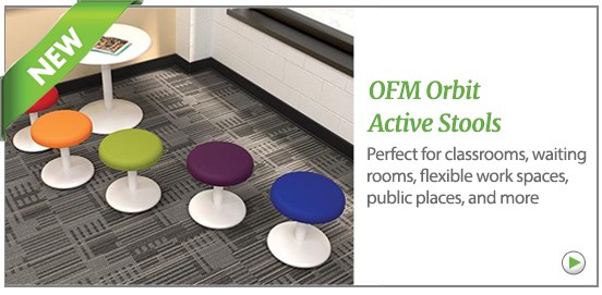 OFM Orbit Stool