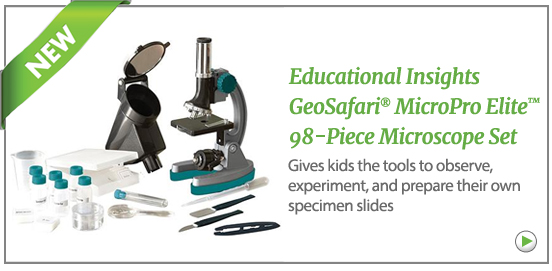 Geosafari Microscope Set