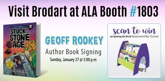 Visit Us at ALA midwinter in Booth #1803