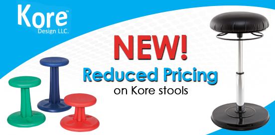 Save 20% OFF Kore Stools