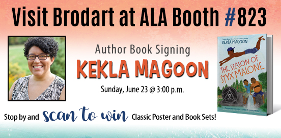 Visit Us at ALA annual in Booth #823