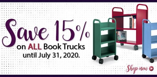 Book Truck Sale