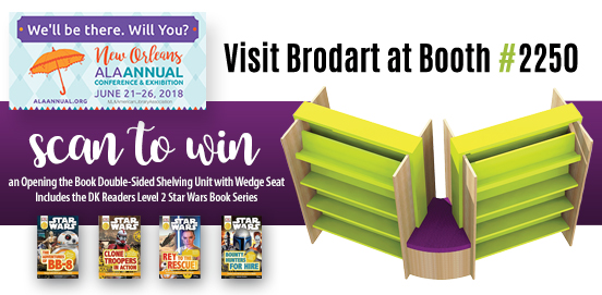Visit Us at ALA annual in Booth #2250