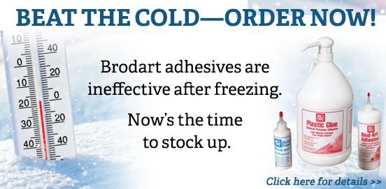 Brodart Adhesives