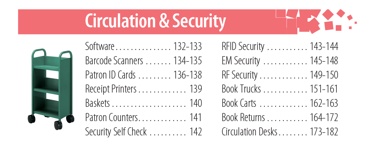 Circulation & Security