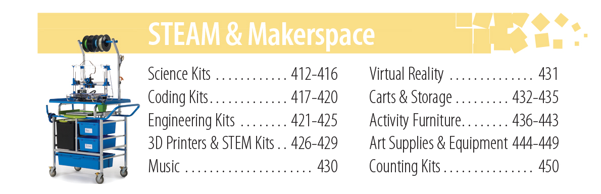 STEAM & Makerspace