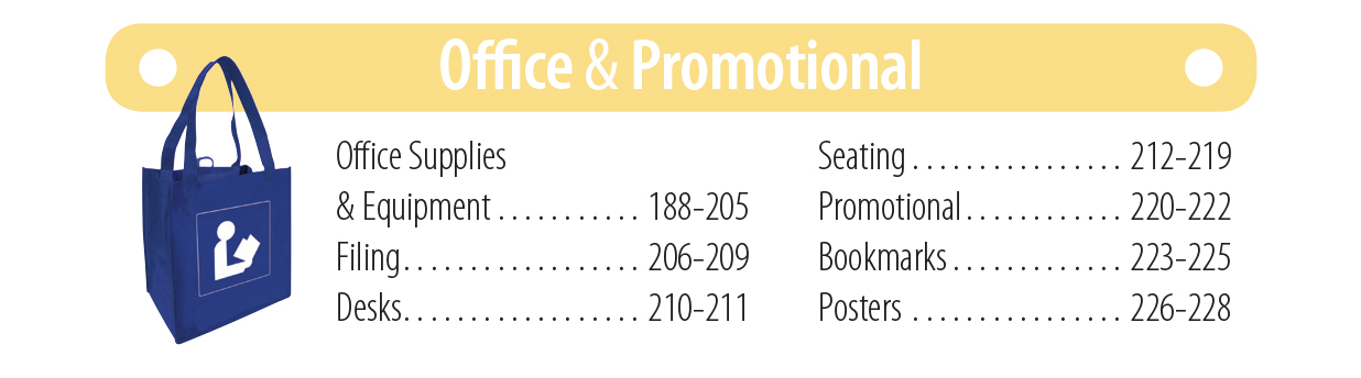 Office & Promotional