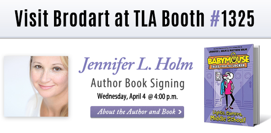 Visit us at TLA!