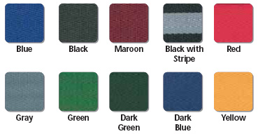 Belt colors
