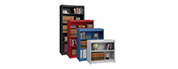 Stationary Bookcases