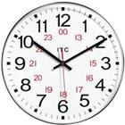 Image of 12/24 Wall Clock