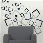 Image of Brodart Squares Vinyl Wall Art