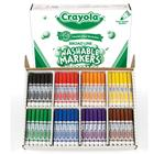 Image of Crayola Washable Markers Classpack®