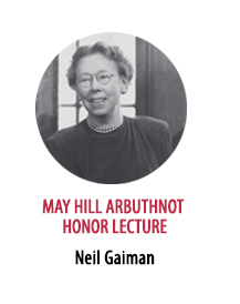 2019 May Hill Arbuthnot Honor Lecture Award Winner